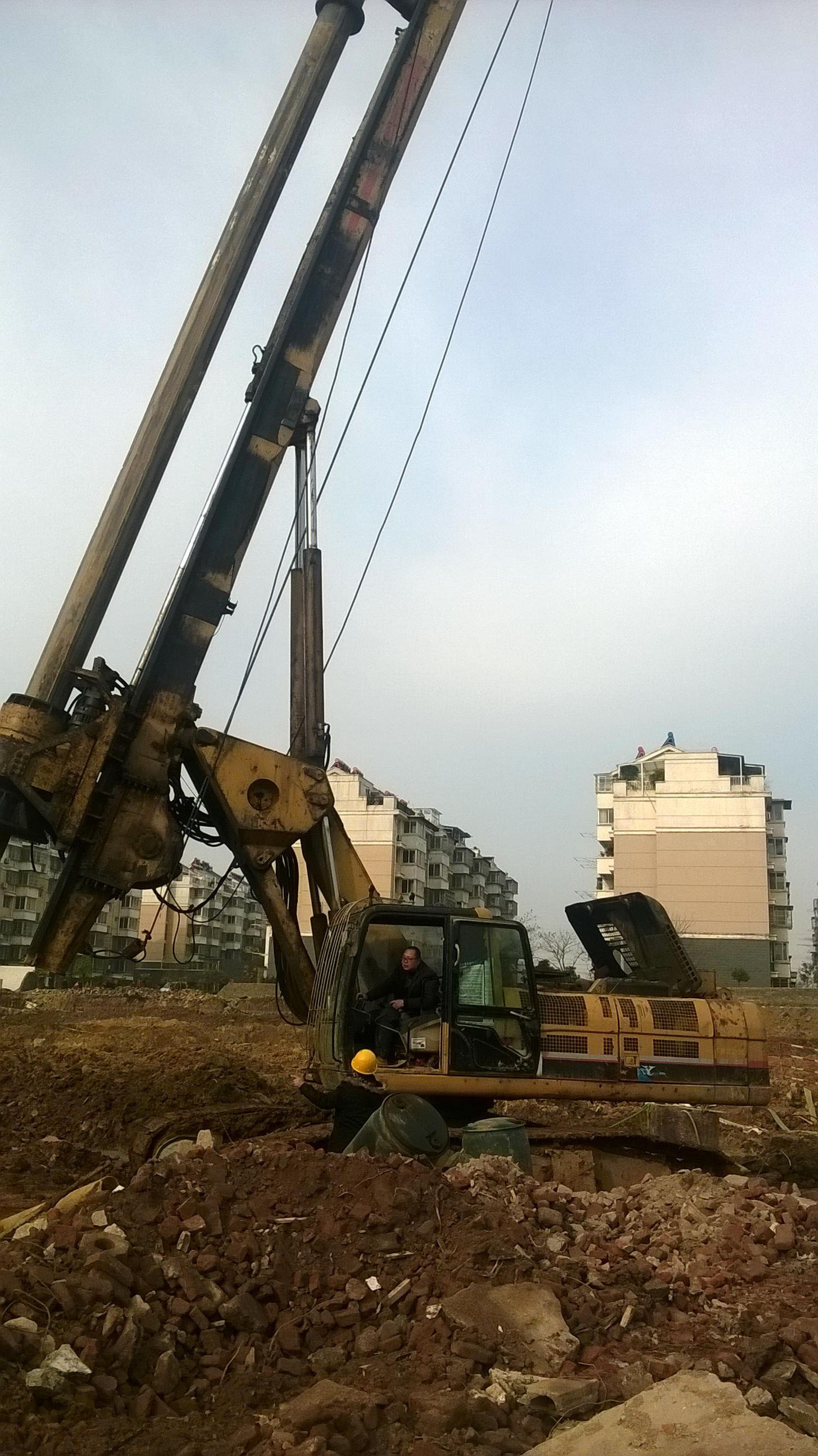 旋挖鉆機培訓 - 就業